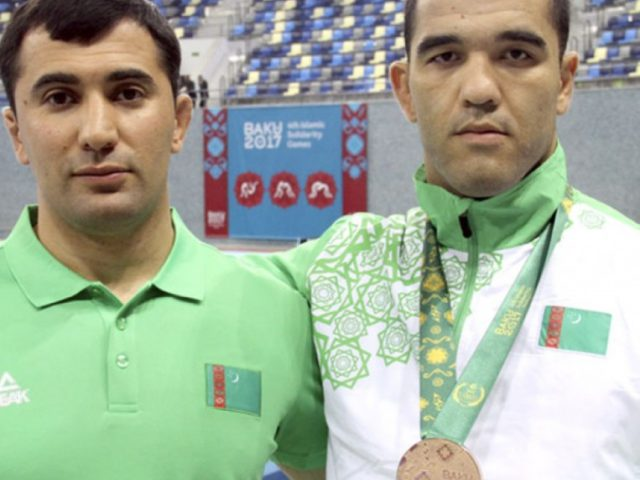 Turkmen gold, silver and bronze on final day of Boxing in Baku