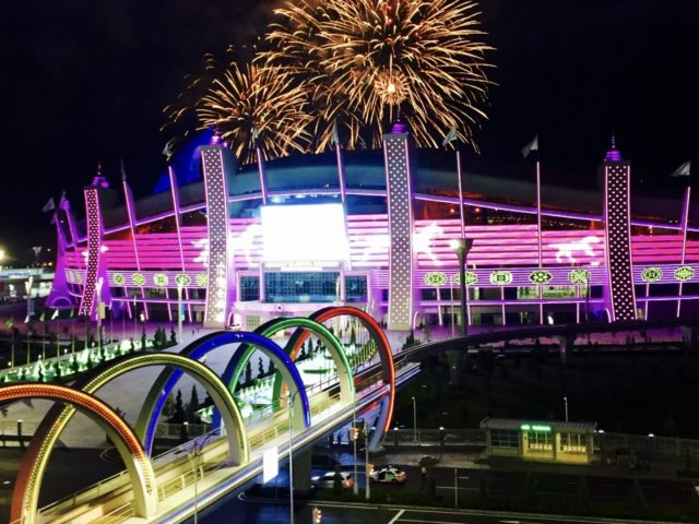 Asian Games-2017 closing ceremony held in Turkmen capital